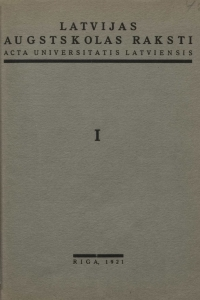 LU ZInātniskie raksti. LU Bibliotēkas krājums