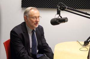 Prof. Mārcis Auziņš. Foto: Toms Grīnbergs, LU Ppeses centrs