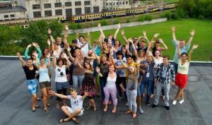 Rīgas vasaras skola. Publicitātes foto