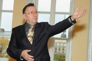 LU DF dekāns prof. Juris Borzovs. Foto: Toms Grīnbergs, LU Preses centrs